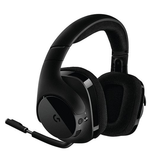 Logitech słuchawki gamingowe Gaming G533, 7.1
