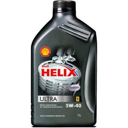 Shell olje Helix Ultra 5W40 1L