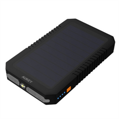 Aukey prijenosna baterija 12000mAh Solar Power Bank