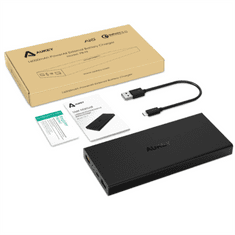 Aukey prijenosna baterija Power Bank, 16000mAh