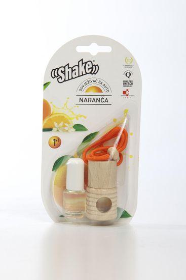 Shake dišava + dodatno polnilo Pomaranča, 2 x 4,5 ml