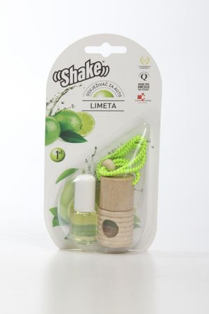 Shake dišava + dodatno polnilo Limeta, 2 x 4,5 ml