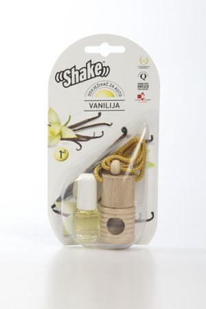 Shake dišava + dodatno polnilo Vanilija, 2 x 4,5 ml