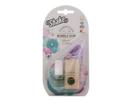 Shake dišava + dodatno polnilo Bubble gum 2/1, 2 x 4,5 ml