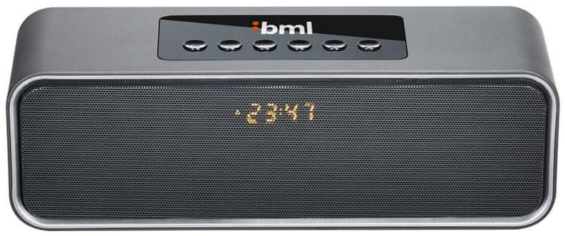 BML S-series S7, stříbrná