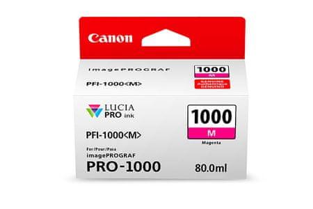 Canon kartuša PFI-1000, magenta