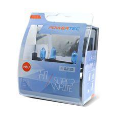 PowerTech žarnica Super White (2xH1)