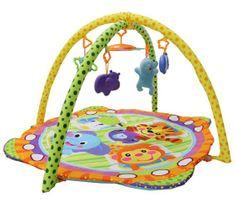 Lorelli Toys játszószőnyeg - Safari
