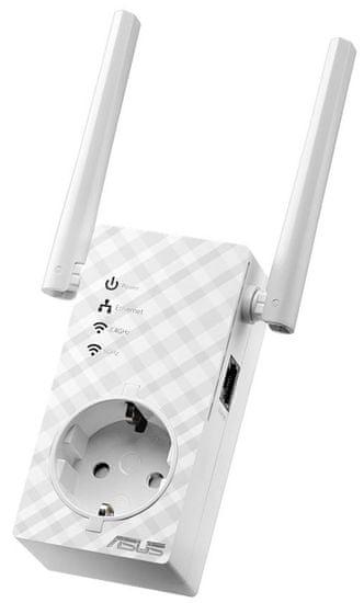 Asus RP-AC53 Dual-Band, AC750 ojačevalec brezžičnega Wi-Fi signala