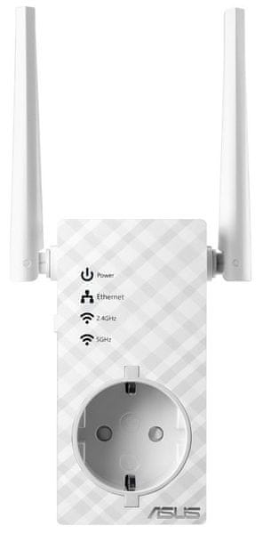 Asus RP-AC53 (90IG0360-BM3000) AC750 Wi-Fi Repeater