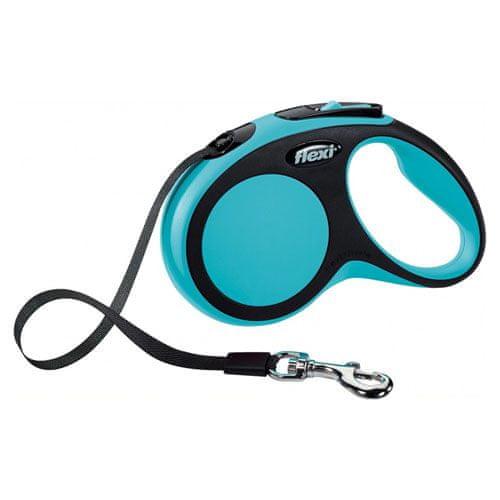 Flexi vodítko New Comfort XS pásek 3m/12kg modré