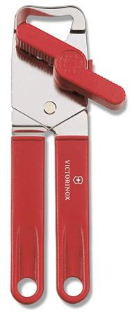 Victorinox odpirač za pločevinke (7.6857), rdeč