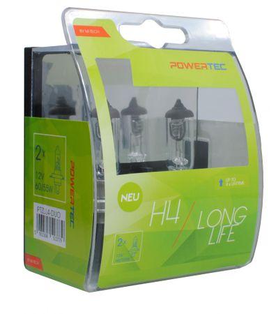 PowerTech žarnica Long Life (2 x H4)