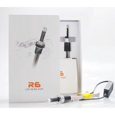 M-Tech set LED žarnic H1