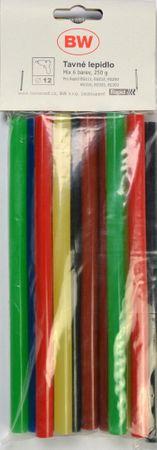 Rapid wkład do pistoletów na klej, 12 mm, kolor