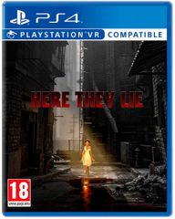 Sony Here They Lie / PS4 VR