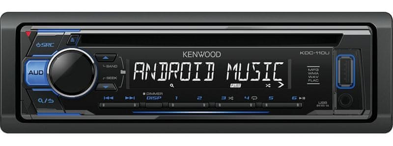 Kenwood Electronics KDC-110UB