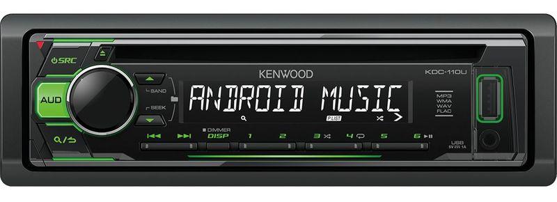 Kenwood Electronics KDC-110UG