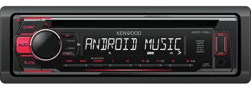 Kenwood Electronics KDC-110UR
