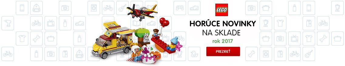 Novinky hračky – LEGO