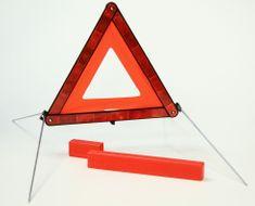 Masterplast trikotnik, varnostni, homologiran, EU