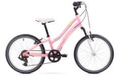 """Romet rower dziecięcy Cindy 20"""" różowy S 10"""" 2017"""