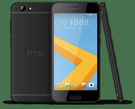 HTC One A9s, 16 GB, černá
