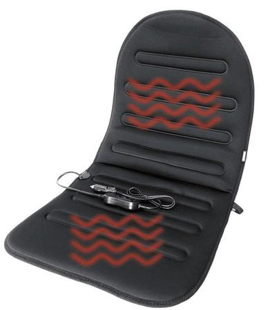 Svar Lattnad grelna sedežna blazina WInter 92x45 cm