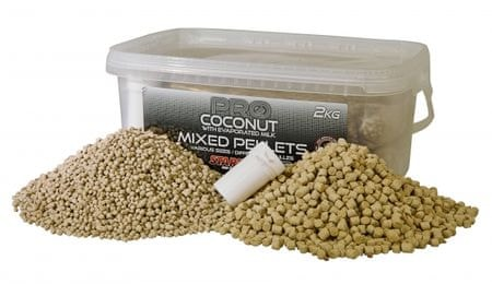 Starbaits Pelety Probiotic Mix 2 kg Pro Coconut