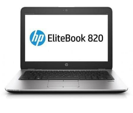 HP prijenosno računalo EliteBook 820 G4 i7-7500U/16GB/512GB SSD/12,5FHD/HD Graphics 620/Win10Pro (Z2V58