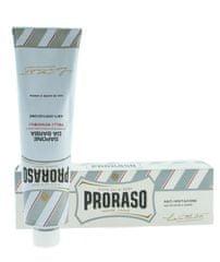 Proraso krem do golenia do skóry wrażliwej - linia biała - 150 ml
