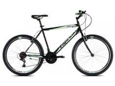 Capriolo gorsko kolo MTB Passion 21, črno-zeleno