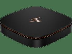 HP mini računalnik EliteSlice G1 USFF i3-6100T/4GB/500GB/Win10Pro (X6U00EA)