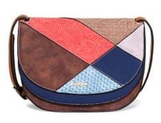 Desigual vícebarevná kabelka Atlas Turín