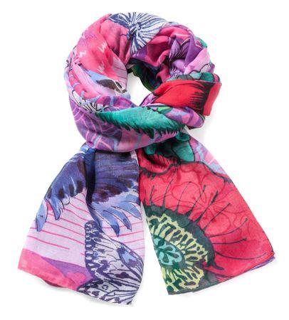 Desigual dámský šátek Rectangle Boho Mix