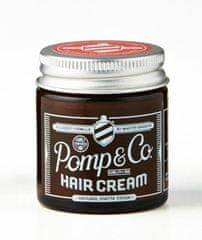 Pomp & Co. matowa pasta do włosów Hair Cream - 28 g