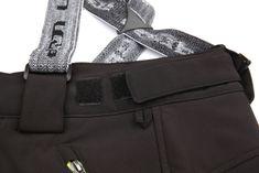 Loap smučarske hlače Limeka, ženske, črne