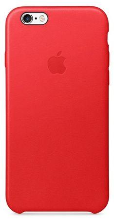 Apple Kožený kryt, Apple iPhone 6s, červená