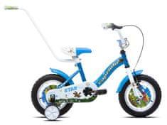 Capriolo dječji bicikl BMX STAR 6.5, plavi