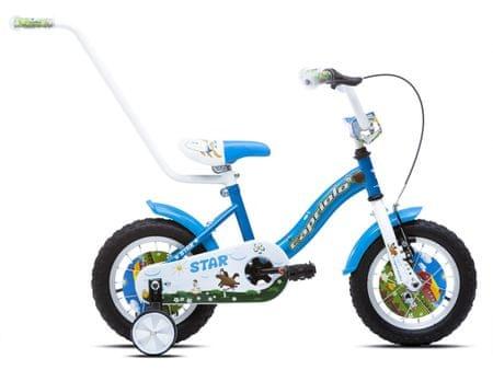 Capriolo otroško kolo BMX STAR 6.5, modro