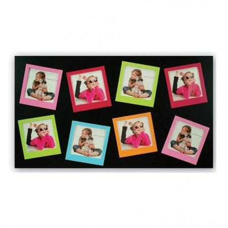 ZEP foto okvir Teulada, 10x10 (8x), črn