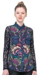 Desigual dámská košile Lace