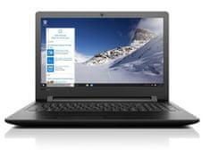 """Lenovo prenosnik IdeaPad 110 i7/8GB/256SSD/W10 15,6"""", črn (80UD003NSC-R)"""