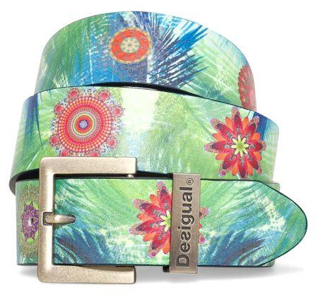 Desigual dámský pásek Basic Kotao 85 viacfarebná