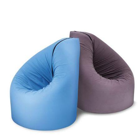 Sedalna vreča BEAN, modra