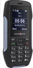 Swisstone SX567 Dual SIM, Mobiltelefon, Fekete