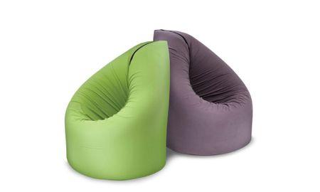 Sedalna vreča BEAN, zelena