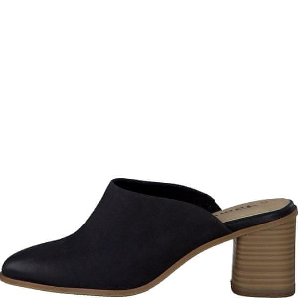 Tamaris dámské pantofle 41 černá