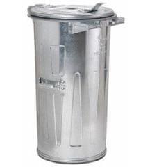 J.A.D. TOOLS popelnice 110 l pozinkovaná
