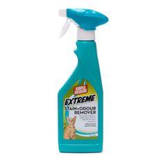 Simple Solution EXTREME Enzymatický odstraňovač zápachu a nečistôt pre mačky 500ml